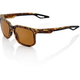 100% Centric Glasses soft tact havana | bronze peakpolar